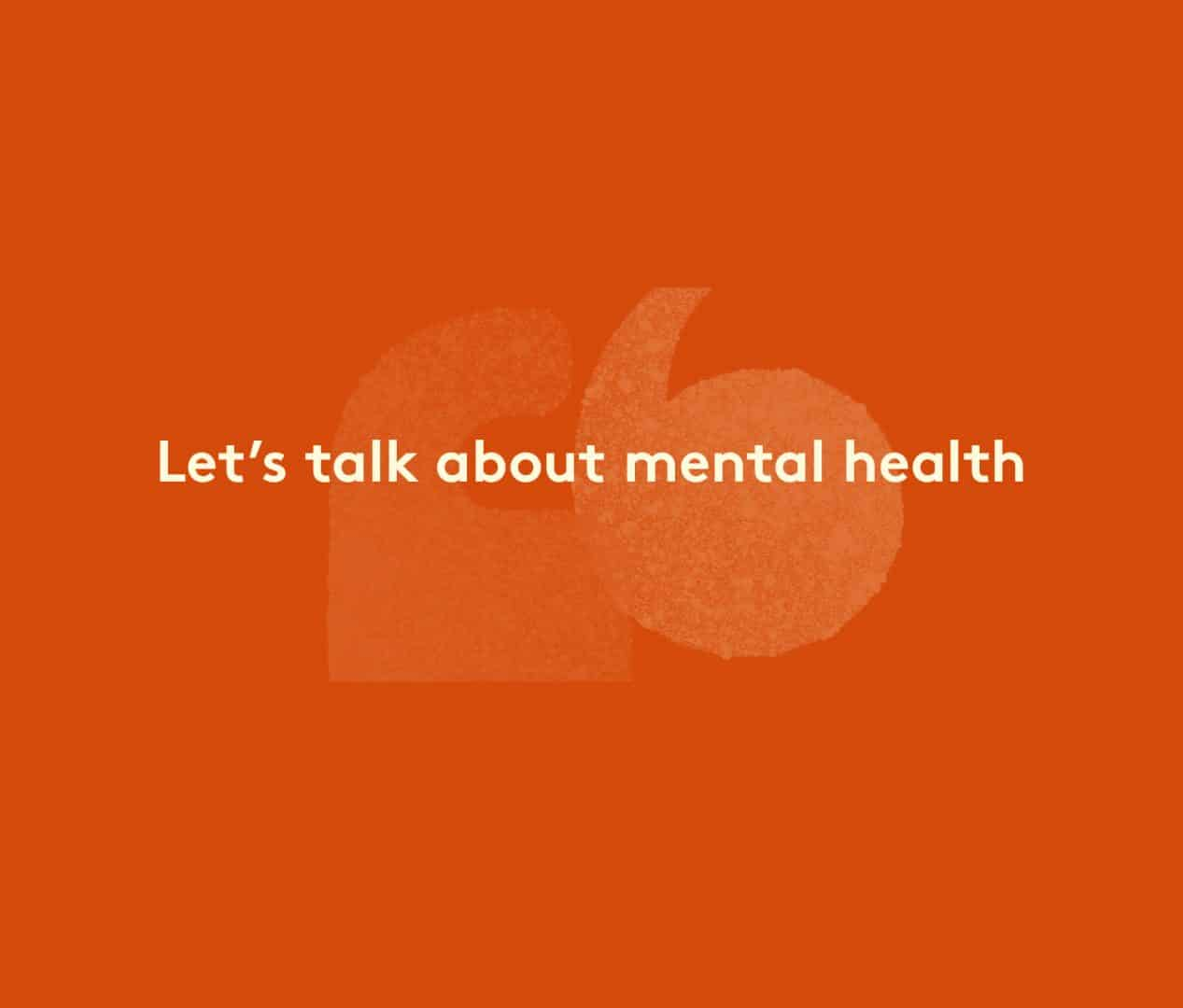Positive Footprints and Chasing the Stigma - Let's talk about mental health
